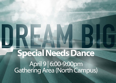 Special Needs Dance 2016 April 9th