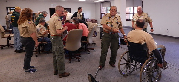 Special Needs & Scouting Workshop