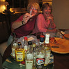Swedish, Danish and Norwegian Aquavit was sampled after our boat ride. SKOAL !