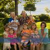 J 23 John and Clara with great grandkids 9482