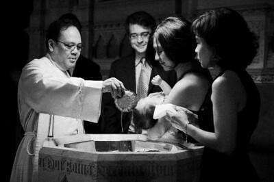 Maya's Baptism