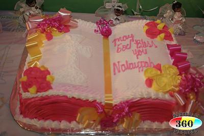 Nalayjah's Christening Party @ Coco's Place 4-17-11