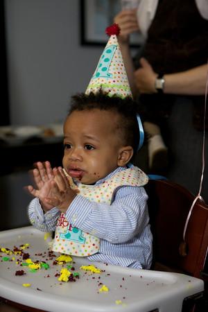Stephen's 1rst Birthday