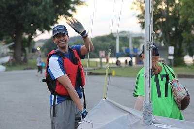 Special Olympics 2017 Practice