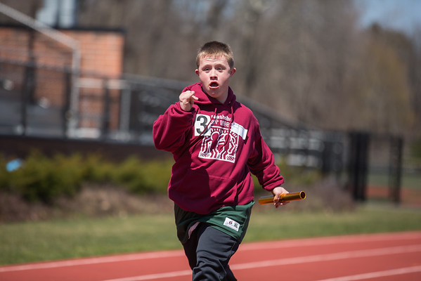 Special Olympics @ Framingham State 4/15/2016