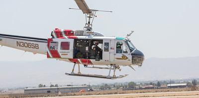 Hoist Training, Apple Valley Airport (By Brandon Barsugli)