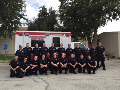 Ambulance Operator Program