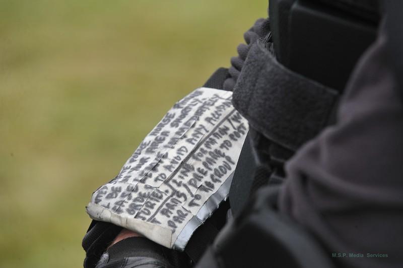 Riot Training / Deployment