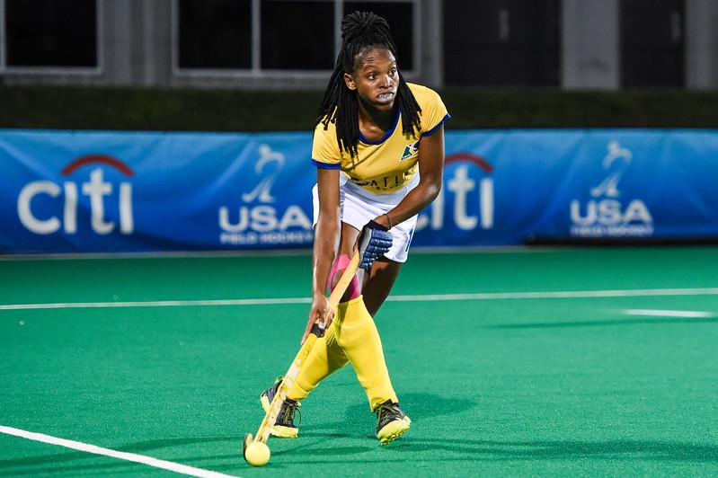 PAC Women's USA vs. Brazil