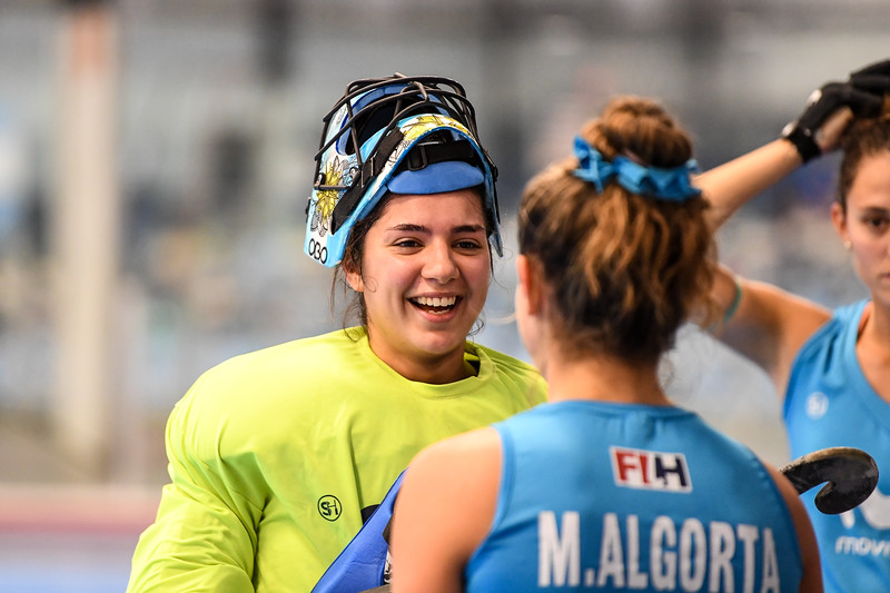 2021 IPAC Women Argentina vs. Uruguay Bronze