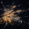 Most populous city/territory in the second most populous country in the world, continuously inhabitied since the 6th century.  ISS over southern Asia. (ANSWER: Delhi, India)