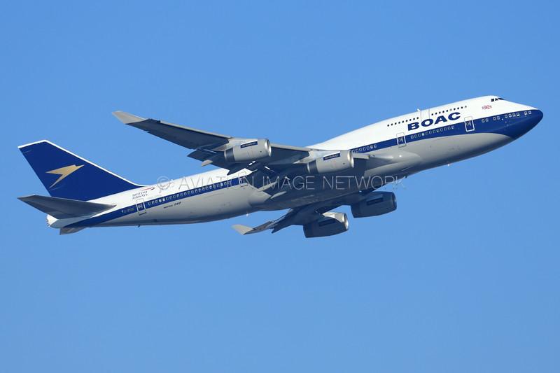 G-BYGC   Boeing 747-436   British Airways