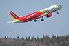 VN-A607 | Airbus A321-271N | VietJet Air