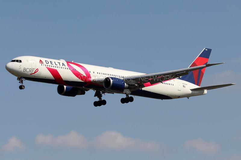 N845MH   Boeing 767-432/ER   Delta Air Lines