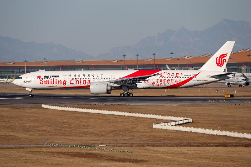 B-2035   Boeing 777-39L/ER   Air China