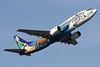 N705AS   Boeing 737-490   Alaska Airlines