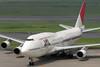 JA8907   Boeing 747-446D   JAL - Japan Airlines