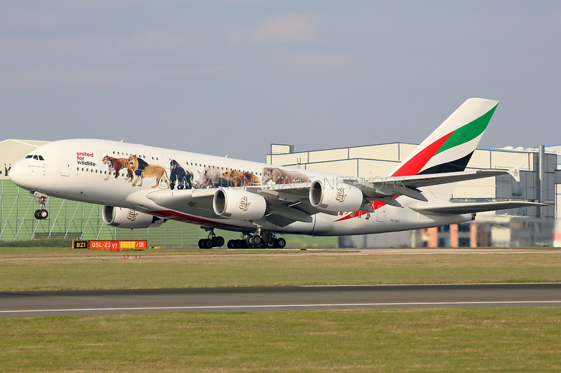 A6-EEI   Airbus A380-861   Emirates