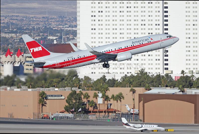 N915NN | Boeing 737-823 | American Airlines