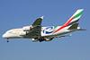 A6-EDN   Airbus A380-861   Emirates