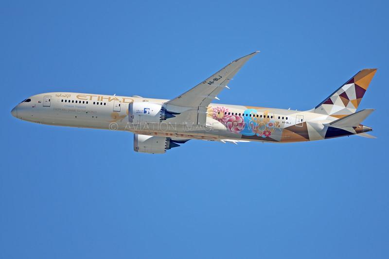 A6-BLJ | Boeing 787-9 | Etihad Airways