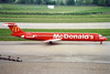 HB-IUH | McDonnell Douglas MD-83 | Crossair