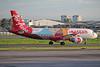 RP-C8974 | Airbus A320-216 | AirAsia Phillippines