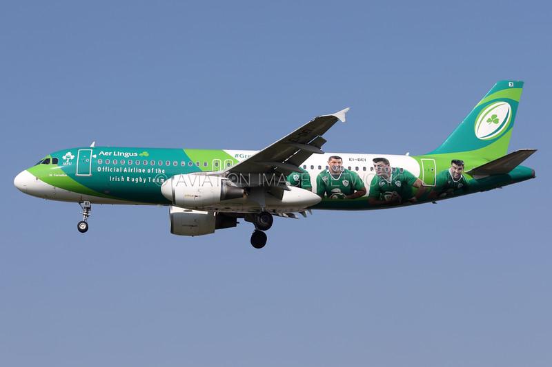 EI-DEI | Airbus A320-214 | Aer Lingus