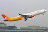 A7-AED | Airbus A330-302 | Qatar Airways