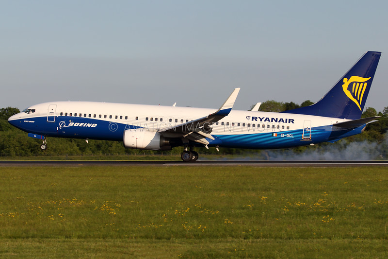 EI-DCL | Boeing 737-8AS | Ryanair