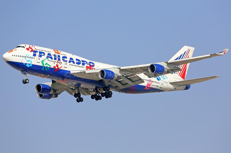 EI-XLK   Boeing 747-412   Transaero