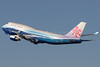 B-18210 | Boeing 747-409 | China Airlines