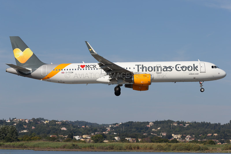 G-TCDM | Airbus A321-211 | Thomas Cook Airlines