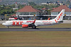 PK-LOF | Boeing 737-9GP/ER | Lion Air