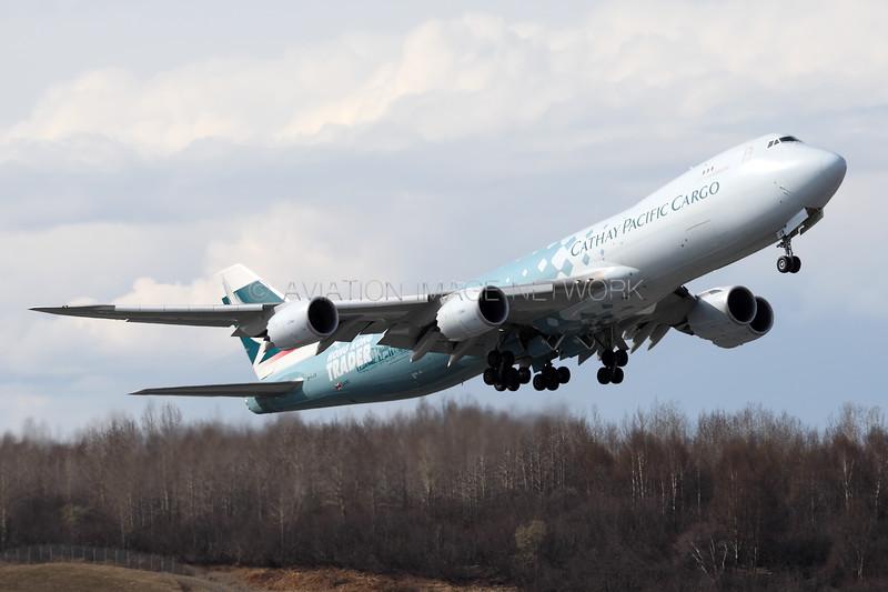 B-LJA   Boeing 747-867F/SCD   Cathay Pacific Cargo