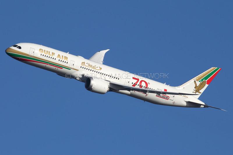 A9C-FG   Boeing 787-9   Gulf Air