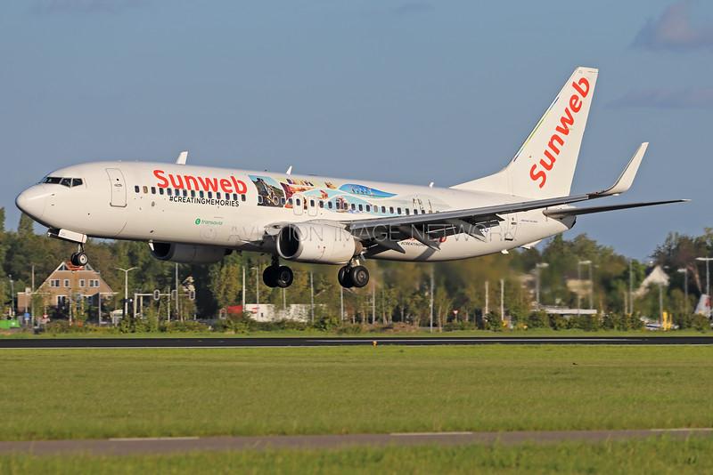 PH-HZG   Boeing 737-8K2   Transavia