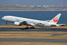 JA772J | Boeing 777-246 | JAL - Japan Airlines