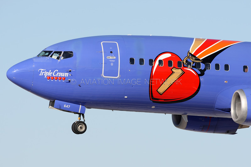 N647SW | Boeing 737-3H4 | Southwest Airlines