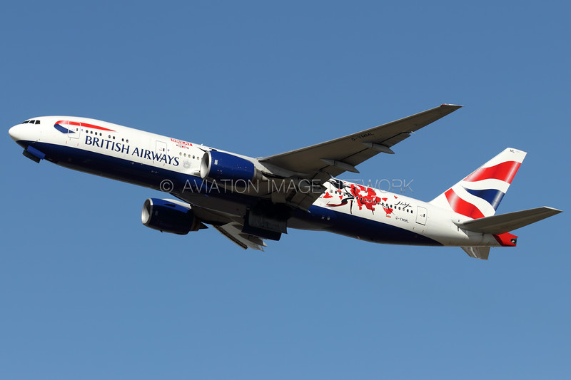 G-YMML   Boeing 777-236/ER   British Airways