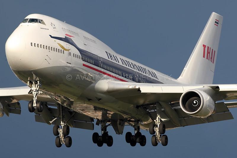 HS-TGP | Boeing 747-4D7 | Thai Airways