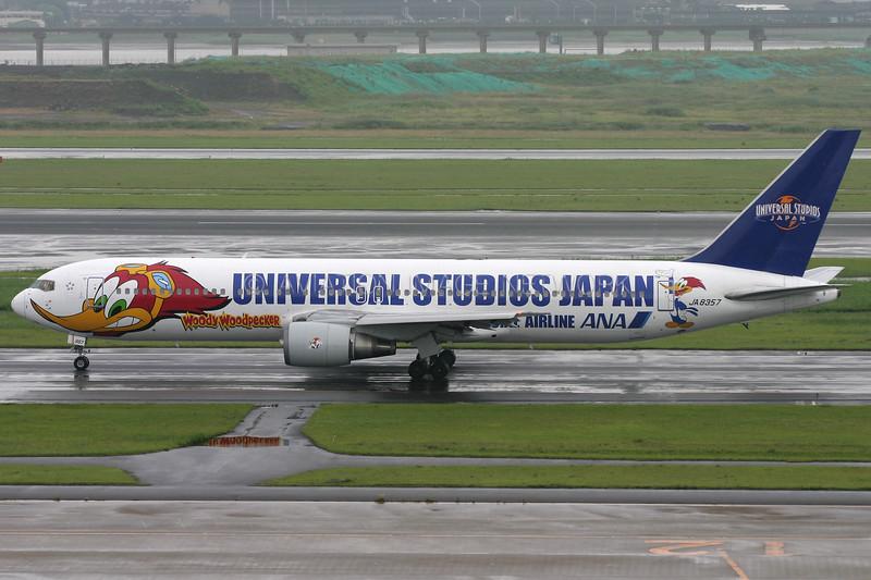 JA8357 | Boeing 767-381 | ANA - All Nippon Airways
