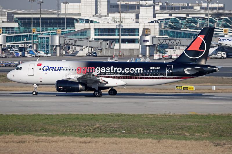 TC-ODC | Airbus A320-233 | Onur Air