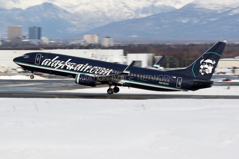 N548AS | Boeing 737-890 | Alaska Airlines