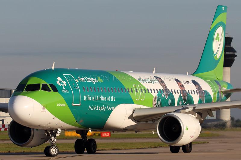EI-DEO | Airbus A320-214 | Aer Lingus