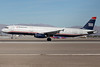 N578UW | Airbus A321-231 | American Airlines