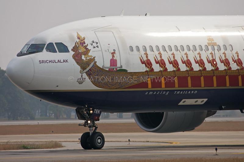 HS-TEK | Airbus A330-322 | Thai Airways
