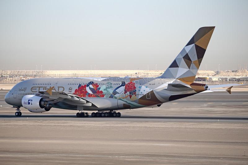 A6-APD | Airbus A380-861 | Etihad Airways