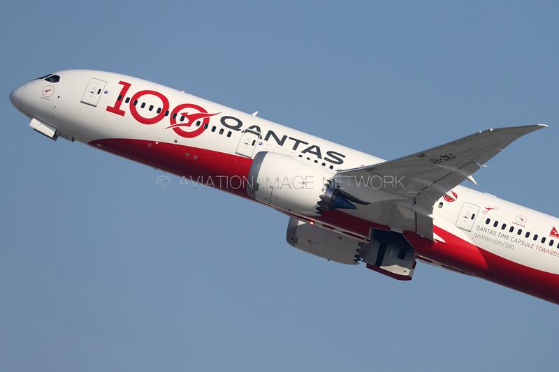 VH-ZNJ | Boeing 787-9 | Qantas