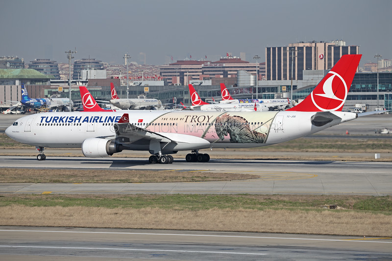 TC-JOG | Airbus A330-303 | Turkish Airlines